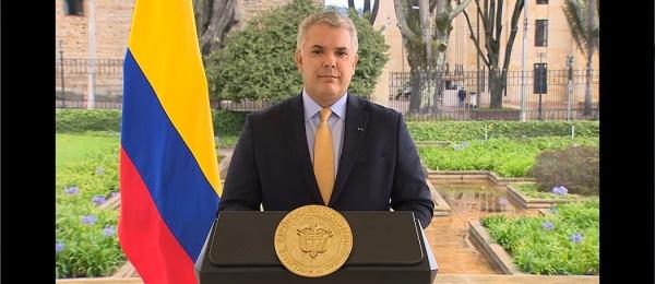 Mensaje del Presidente Duque a los colombianos en el exterior por el 20 de Julio